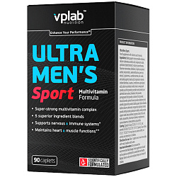 VPlab Ultra Men`s 90 caps