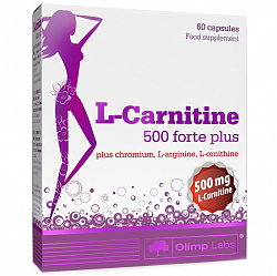 Olimp L-Carnitine 500 Forte+ 60 caps