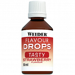 Weider Flavour Drops 50 ml Клубника