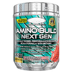 MuscleTech Amino Build Next gen 276 g Арбуз