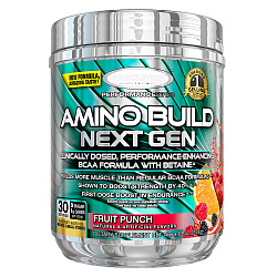 MuscleTech Amino Build Next gen 276 g Фруктовый пунш