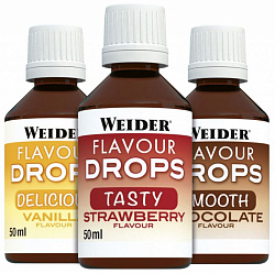 Weider Flavour Drops 50 ml Шоколад
