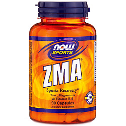 NOW ZMA 800 mg 90 caps