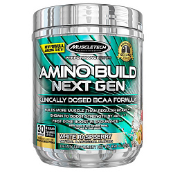 MuscleTech Amino Build Next gen 278 g Белая Малина